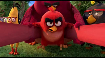 United Nations TV Spot, 'The Angry Birds Movie: Help Red Go Green' - Thumbnail 4