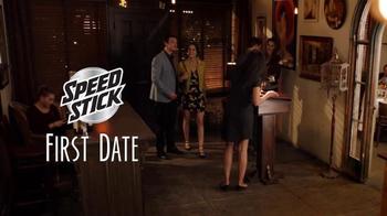 Speed Stick TV Spot, 'First Date' Featuring John C. McGinley - Thumbnail 1