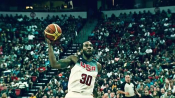 AEG Live TV Spot, '2016 USA Basketball Showcase' - 168 commercial airings
