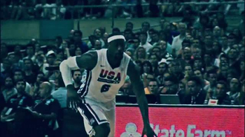 AEG Live TV Spot, '2016 USA Basketball Showcase' - Thumbnail 3
