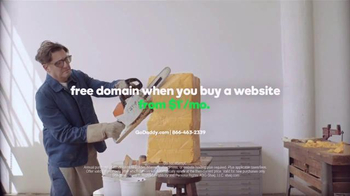 GoDaddy TV Spot, 'Go You: Heads of Cheese' - Thumbnail 10
