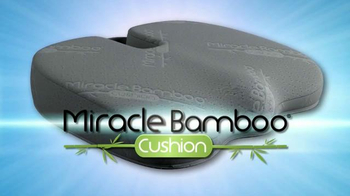 Miracle Bamboo Cushion TV Spot, 'Maximum Comfort' - Thumbnail 2