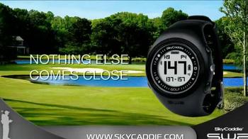 Sky Caddie SW2 TV Spot, 'Measure Yardage' - Thumbnail 2