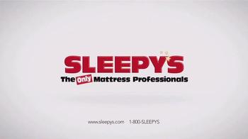 Sleepy's Biggest Serta Sale Ever TV Spot, 'Entire Selection' - Thumbnail 5