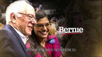 Bernie 2016 TV Spot, 'Promise' - Thumbnail 10