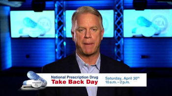 DEA National Prescription Drug Take Back Day TV Spot, 'Turn In Your Meds' - Thumbnail 6