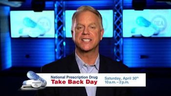 DEA National Prescription Drug Take Back Day TV Spot, 'Turn In Your Meds' - Thumbnail 7