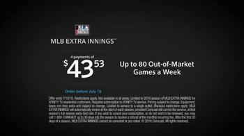 XFINITY X1 TV Spot, 'Professional MLB Watcher: MLB Extra Innings' - Thumbnail 6