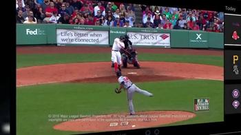 XFINITY X1 TV Spot, 'Professional MLB Watcher: MLB Extra Innings' - Thumbnail 3