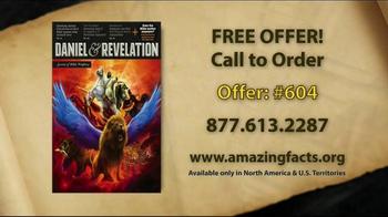 Amazing Facts TV Spot, 'Daniel and Revelation: Secrets of Prophecy' - Thumbnail 2