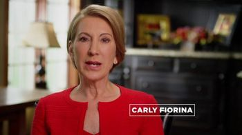 Cruz for President TV Spot, '#CruzCarly for Jobs, Freedom and Security' - 1 commercial airings