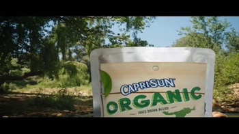 Capri Sun Organic Fruit Punch TV Spot, 'Déjalos ir' [Spanish] - Thumbnail 1