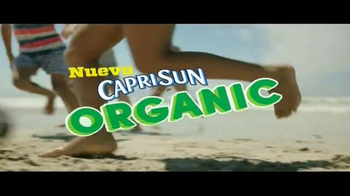 Capri Sun Organic Fruit Punch TV Spot, 'Déjalos ir' [Spanish] - Thumbnail 9