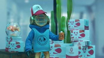 CustomInk TV Spot, 'Steve the Spokestopus: Products' - Thumbnail 3