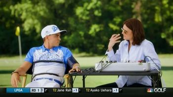 Zurich Insurance Group TV Spot, 'Golf Love Test: Protect Your Game'