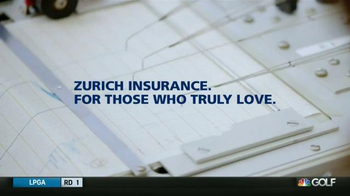 Zurich Insurance Group TV Spot, 'Golf Love Test: Protect Your Game' - Thumbnail 7