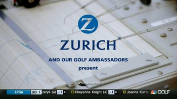 Zurich Insurance Group TV Spot, 'Golf Love Test: Protect Your Game' - Thumbnail 1