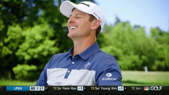 Zurich Insurance Group TV Spot, 'Golf Love Test: Protect Your Game' - Thumbnail 3