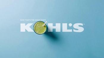 Kohl's TV Spot, 'Un balance saludable' [Spanish] - Thumbnail 10