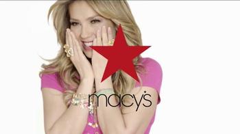 Macy's TV Spot, 'Thalia Sodi Collection: March of Dimes' Feat. Thalía Sodi - Thumbnail 7