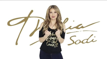 Macy's TV Spot, 'Thalia Sodi Collection: March of Dimes' Feat. Thalía Sodi - Thumbnail 4