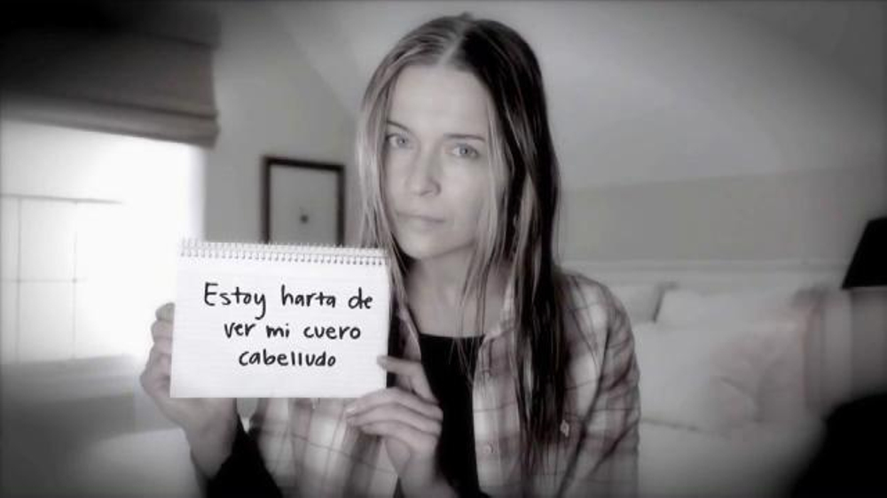 Keranique TV Commercial, 'La ca??da del cabello'