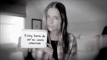 Keranique TV Spot, 'La caída del cabello' [Spanish]
