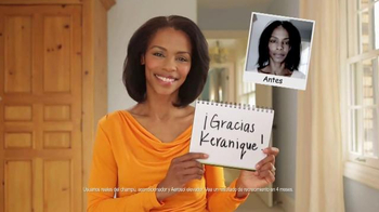 Keranique TV Spot, 'La caída del cabello' [Spanish] - Thumbnail 6