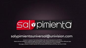 Univision TV Spot, 'Sal y Pimienta: parques temáticos' [Spanish] - Thumbnail 2