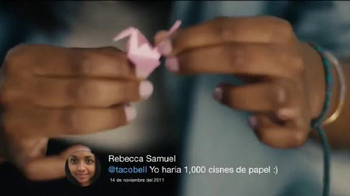 Taco Bell TV Spot, 'Promesas' [Spanish] - 3912 commercial airings