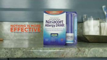 Nasacort Allergy 24HR TV Spot, 'Investigation Discovery: Crime Scene' - Thumbnail 5