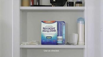 Nasacort Allergy 24HR TV Spot, 'Investigation Discovery: Crime Scene' - Thumbnail 4