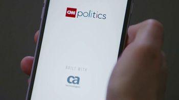 CNN Politics App TV Spot, 'Tell a Story' - Thumbnail 6