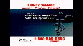 Pulaski & Middleman TV Spot, 'Kidney Damage' - Thumbnail 2