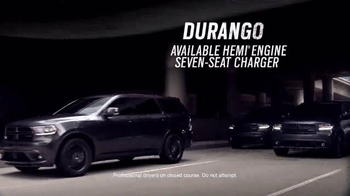 Dodge Spring Clearance Event TV Spot, 'Rumble of Dodges' - Thumbnail 1