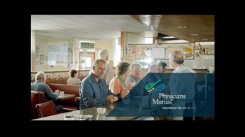 Physicians Mutual TV Spot, 'The Diner' - Thumbnail 7