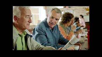 Physicians Mutual TV Spot, 'The Diner' - 620 commercial airings
