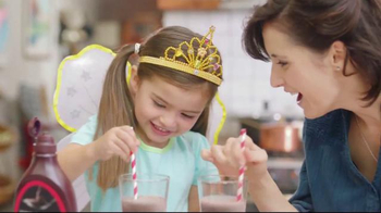 Hershey's Syrup TV Spot, 'Fairy's Chocolate Milk' - Thumbnail 6