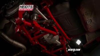 Heidts TV Spot, 'Extensive Line of Auto Parts' - Thumbnail 5