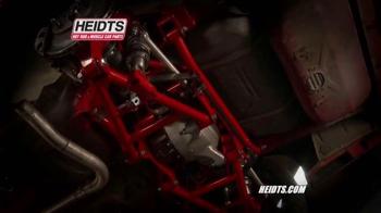 Heidts TV Spot, 'Extensive Line of Auto Parts' - Thumbnail 6