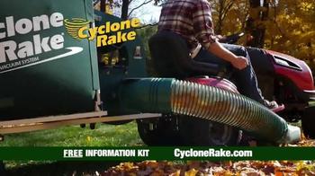 Cyclone Rake TV Spot, 'Spring 2016' - Thumbnail 3
