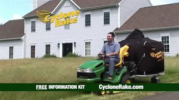 Cyclone Rake TV Spot, 'Spring 2016' - Thumbnail 4
