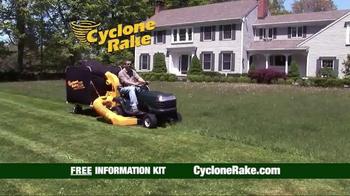 Cyclone Rake TV Spot, 'Spring 2016' - Thumbnail 5