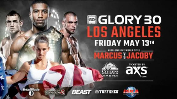 Glory Kickboxing TV Spot, 'GLORY 30 Los Angeles' - 4 commercial airings