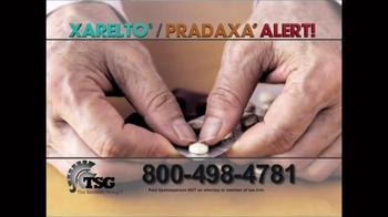 The Sentinel Group TV Spot, 'Xarelto & Pradaxa Alert' - Thumbnail 2