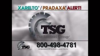The Sentinel Group TV Spot, 'Xarelto & Pradaxa Alert' - Thumbnail 3