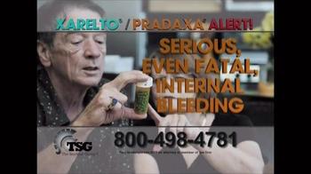 The Sentinel Group TV Spot, 'Xarelto & Pradaxa Alert' - Thumbnail 4