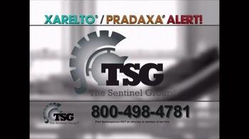 The Sentinel Group TV Spot, 'Xarelto & Pradaxa Alert' - Thumbnail 6