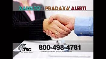 The Sentinel Group TV Spot, 'Xarelto & Pradaxa Alert' - Thumbnail 9
