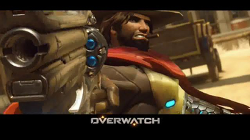Overwatch TV Spot, 'Open Beta: The Cavalry's Here' - Thumbnail 8